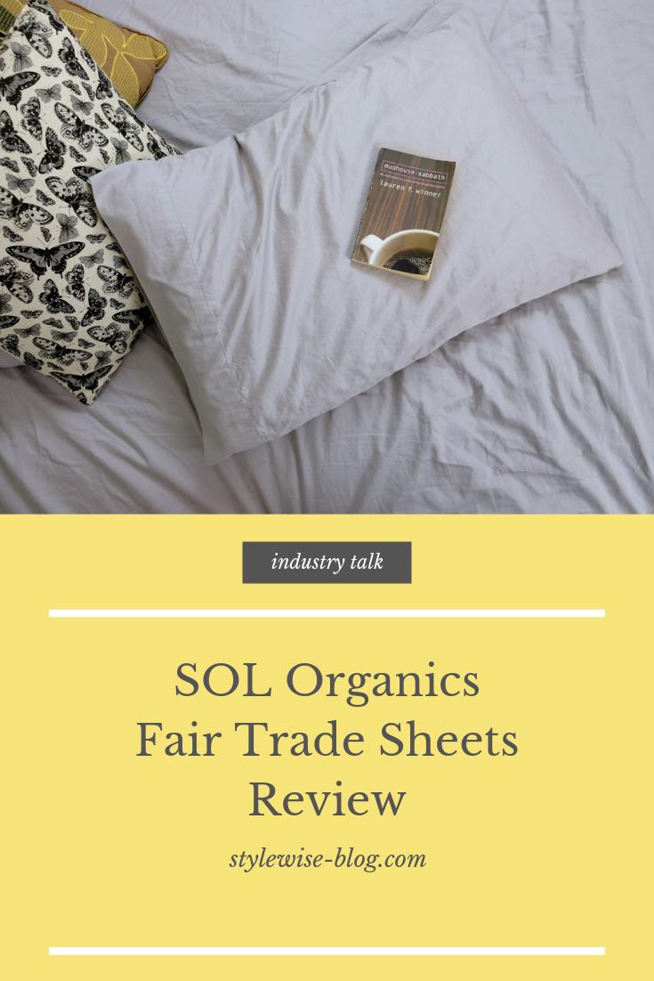 SOL Organics Sheets Review