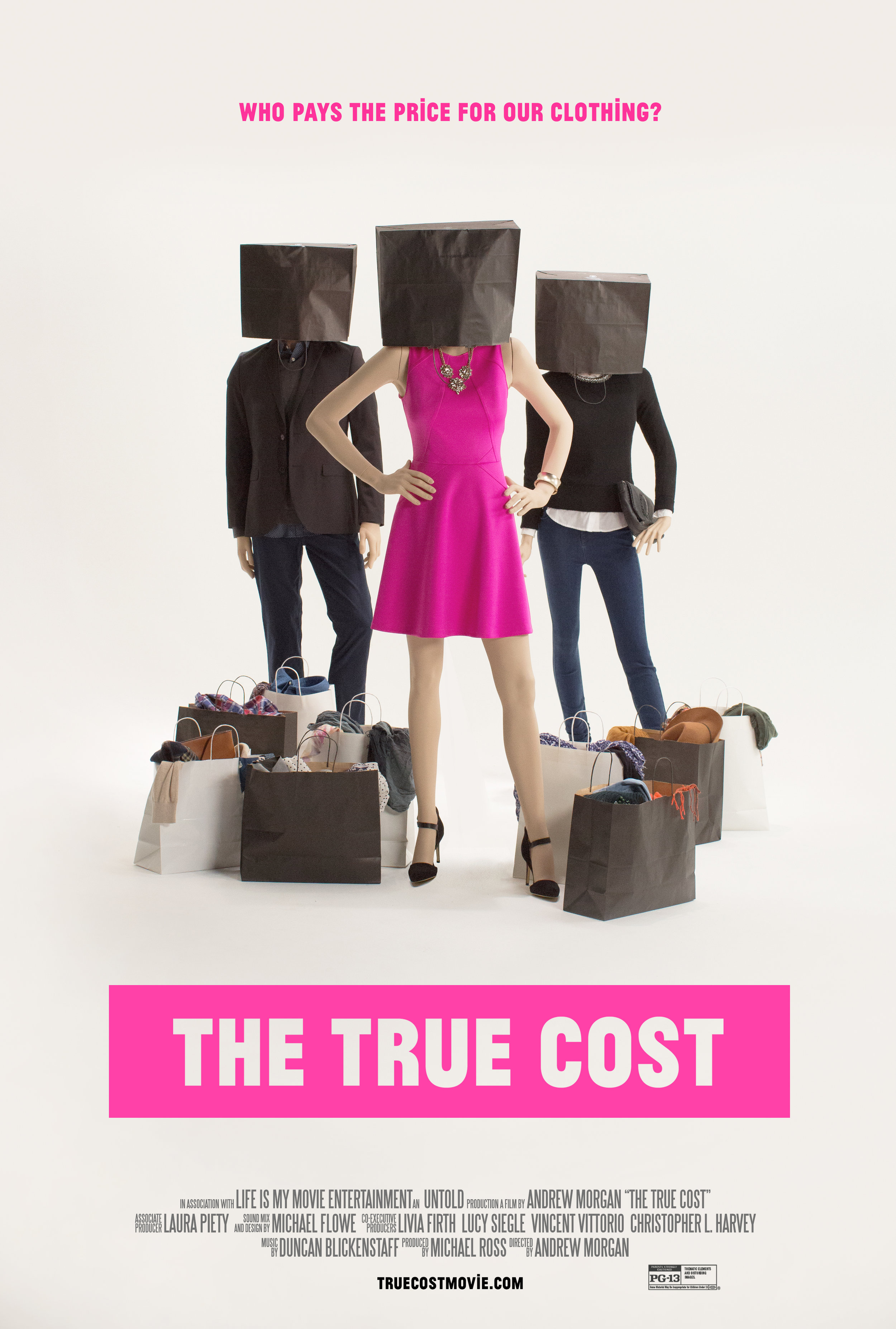 All images in this post were pulled from  The True Cost press kit . True Cost Movie Review