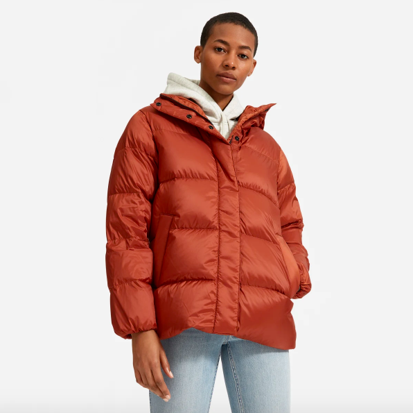 Screenshot from  everlane.com , October 2019 - This post contains affiliate links