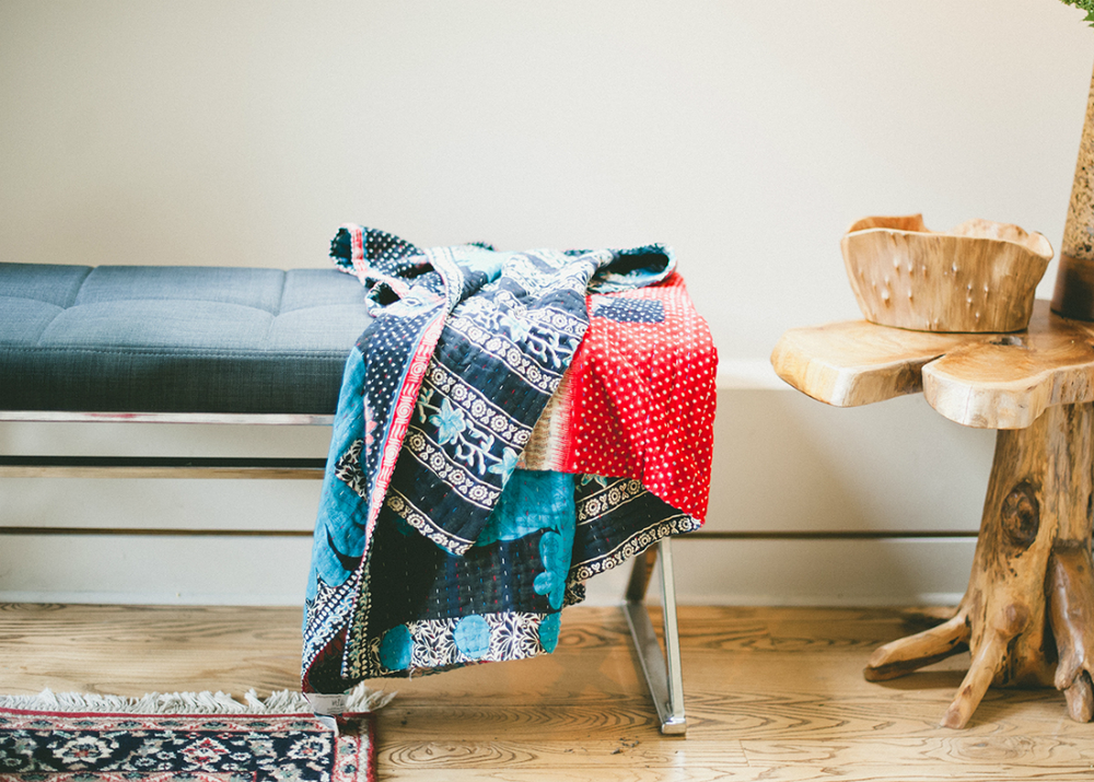What is kantha? Dignify Kantha Quilts