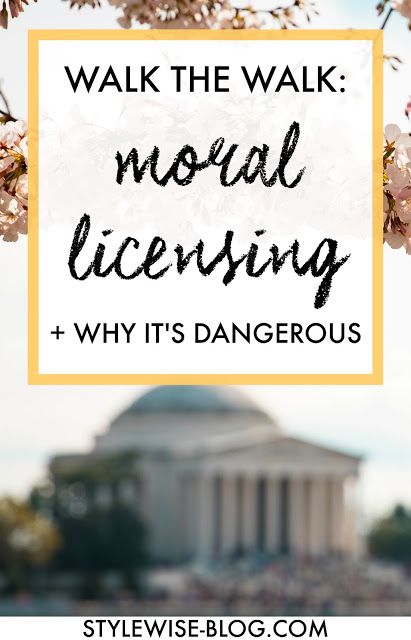 moral licensing in the conscious consumer movement and thomas jefferson stylewise-blog.com