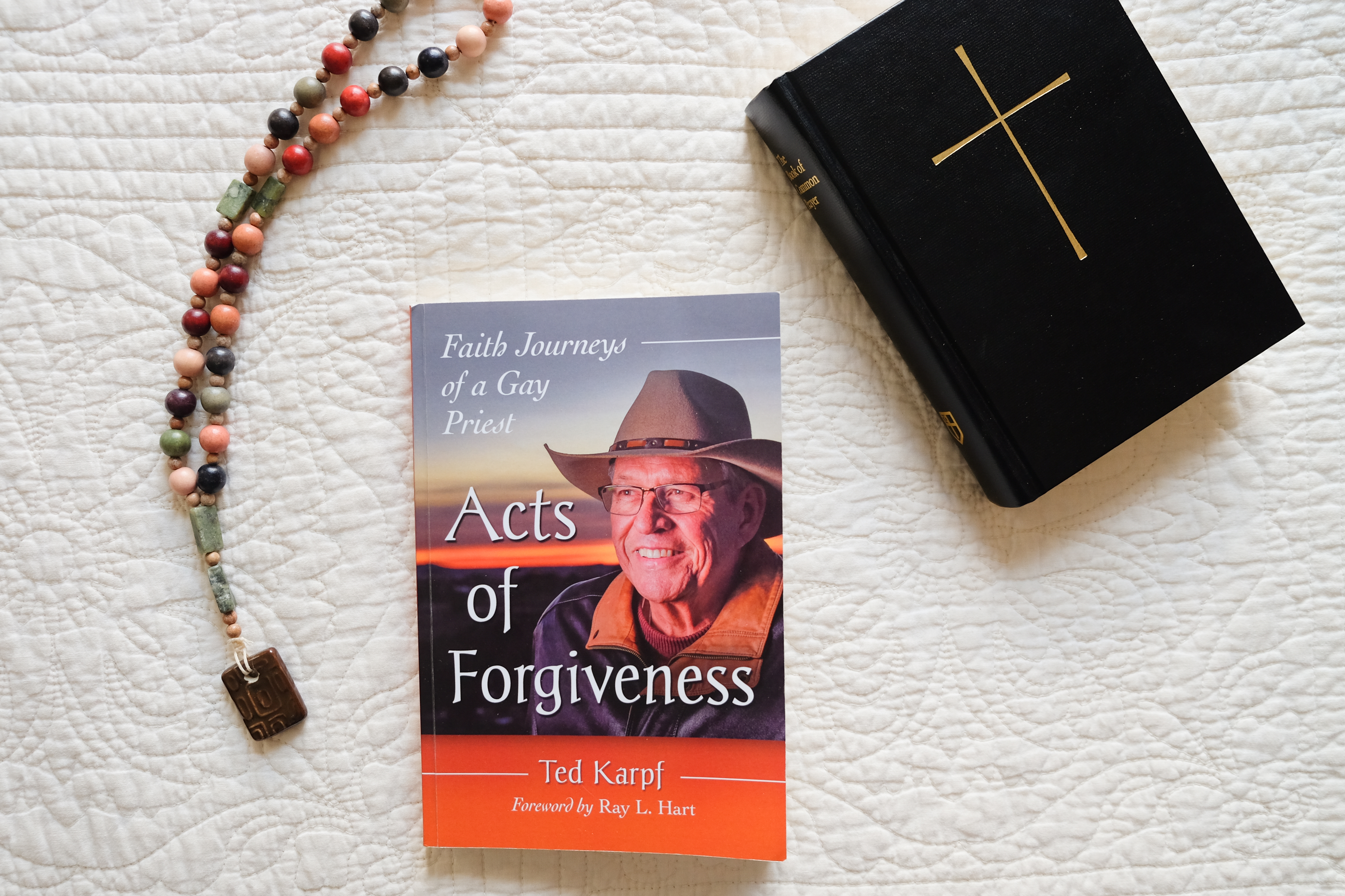 Acts of Forgiveness book review Ted Karpf