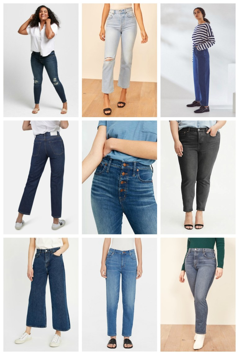 ethical and sustainable denim