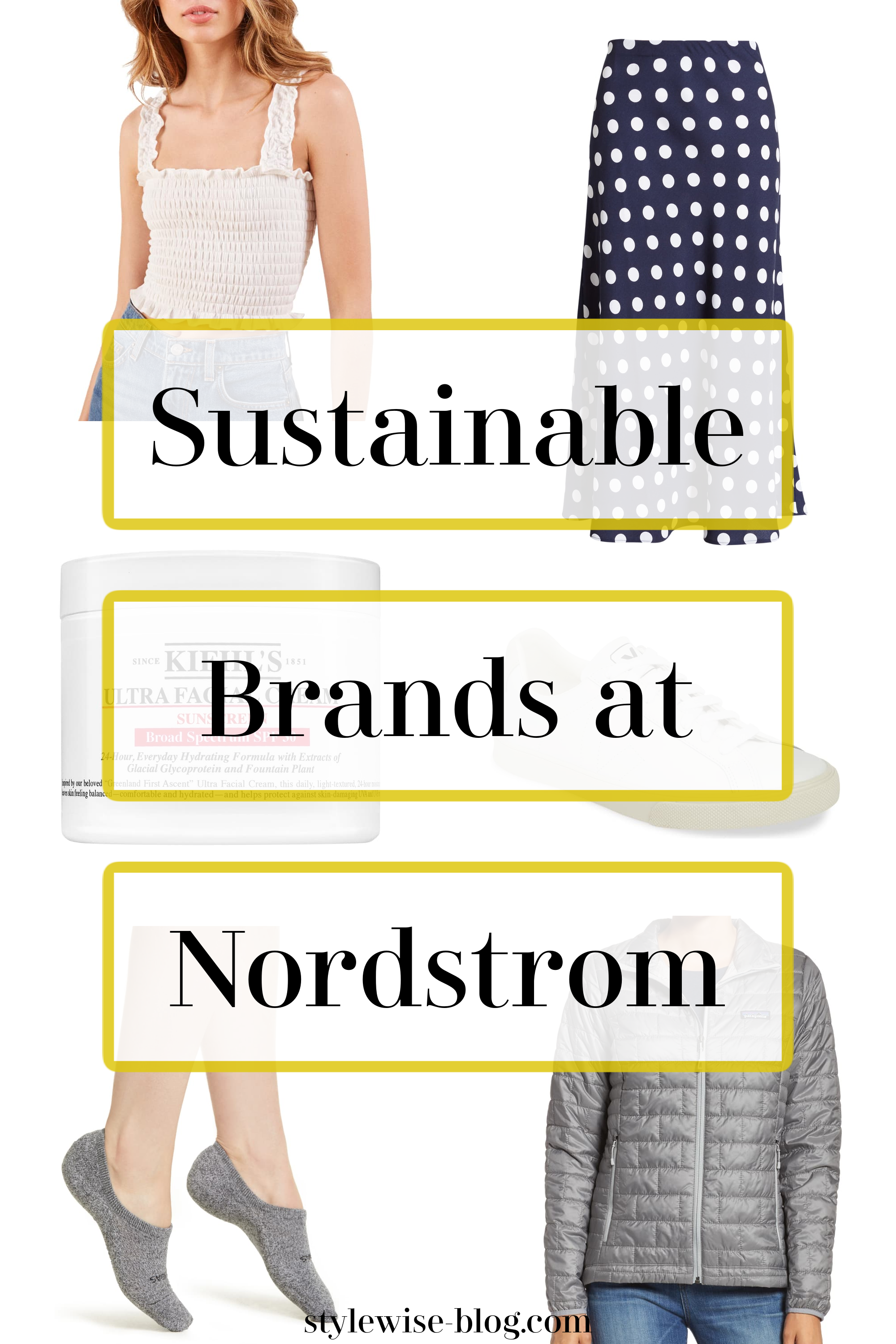 sustainable brands nordstrom anniversary sale and half-yearly sale