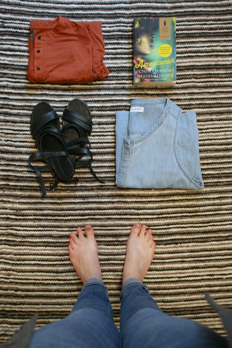 Yabal fair trade rug