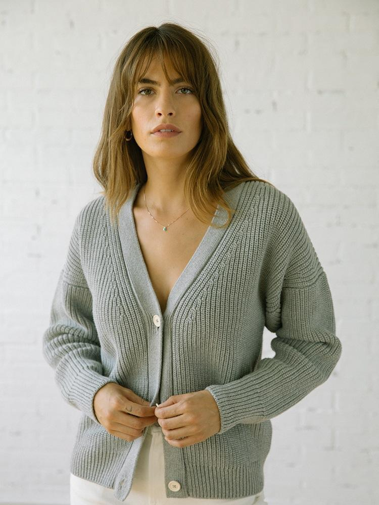 slow fashion sweaters ethical and sustainable Tradlands