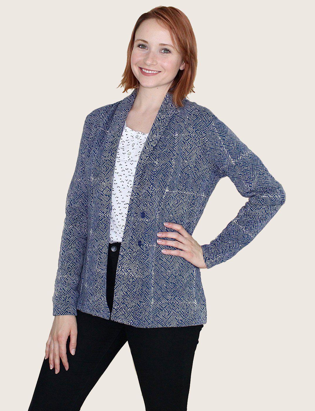 slow fashion sweaters made trade
