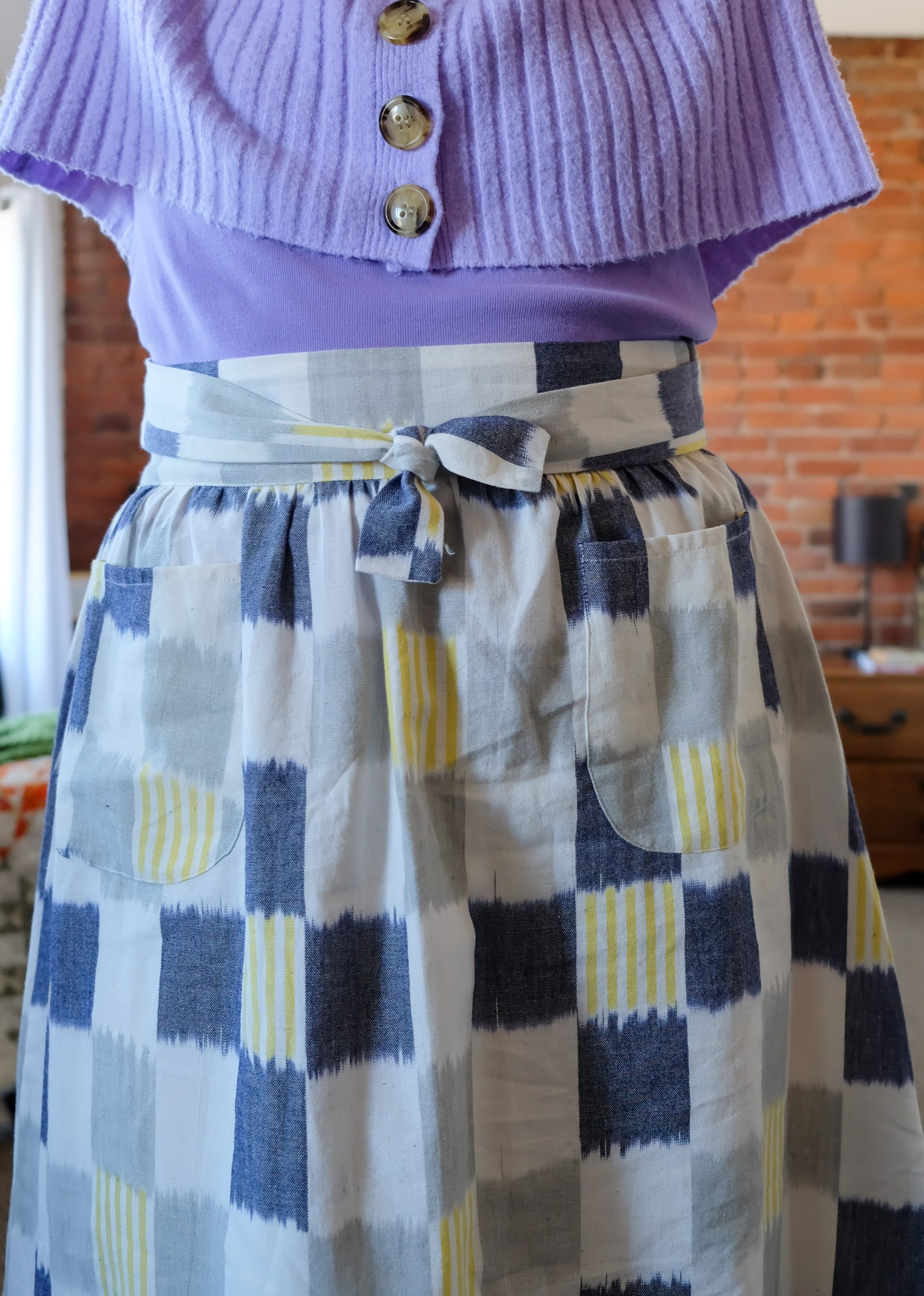 Sustainable Patterned Clothing - Passion Lilie