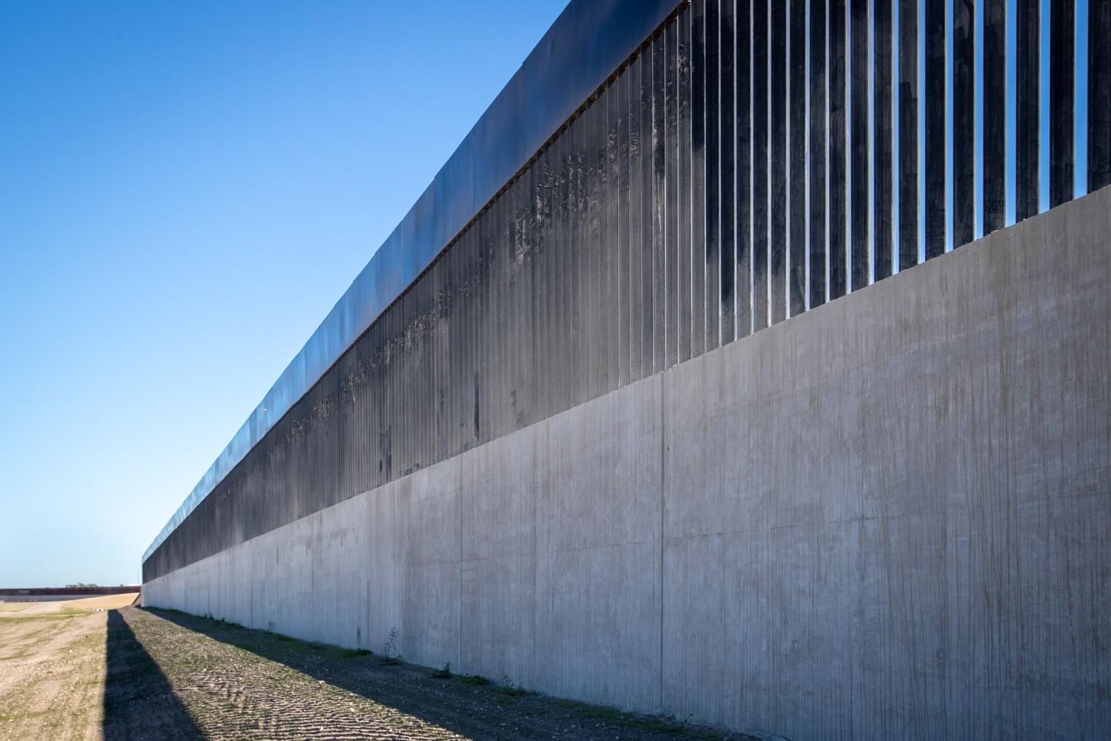 Biden the Border Crisis - border wall