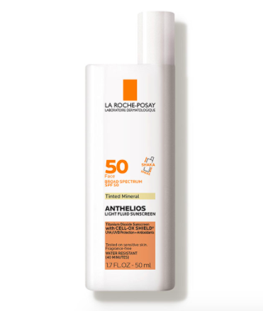 Highly Rated Mineral Sunscreen - La Roche-Posay