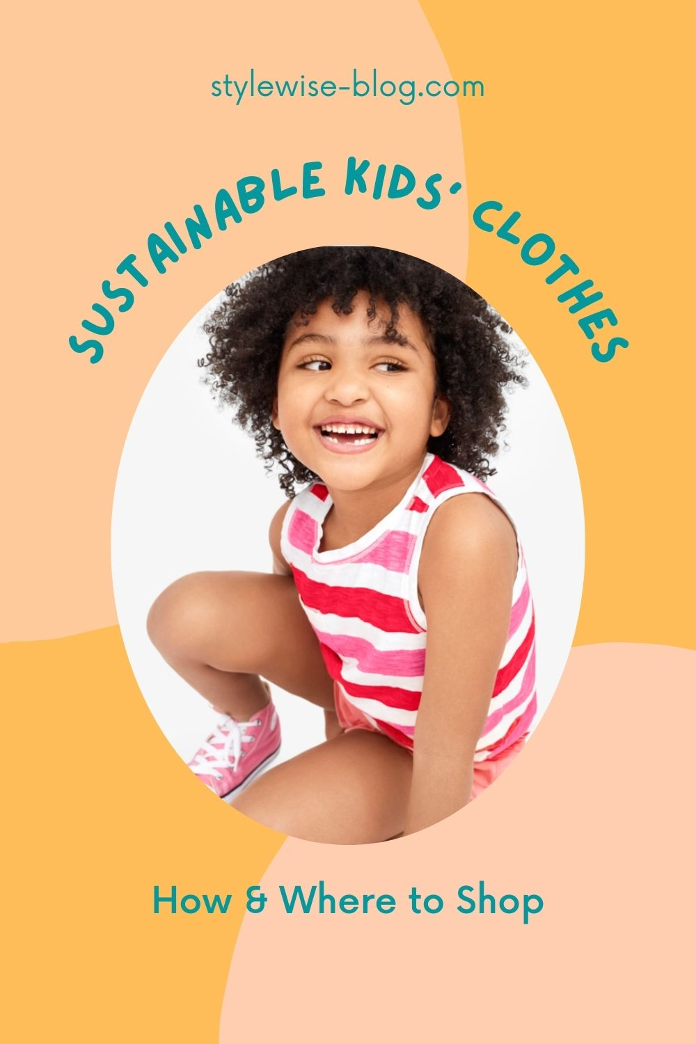 sustainable kids' clothes - how and where to shop