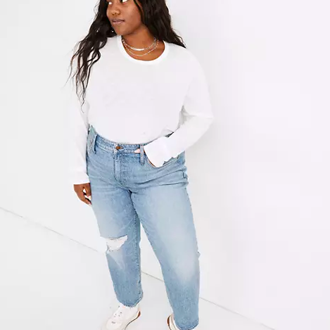 Plus Size Sustainable Brands - Madewell