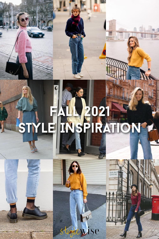 Fall 2021 Slow Fashion Inspiration