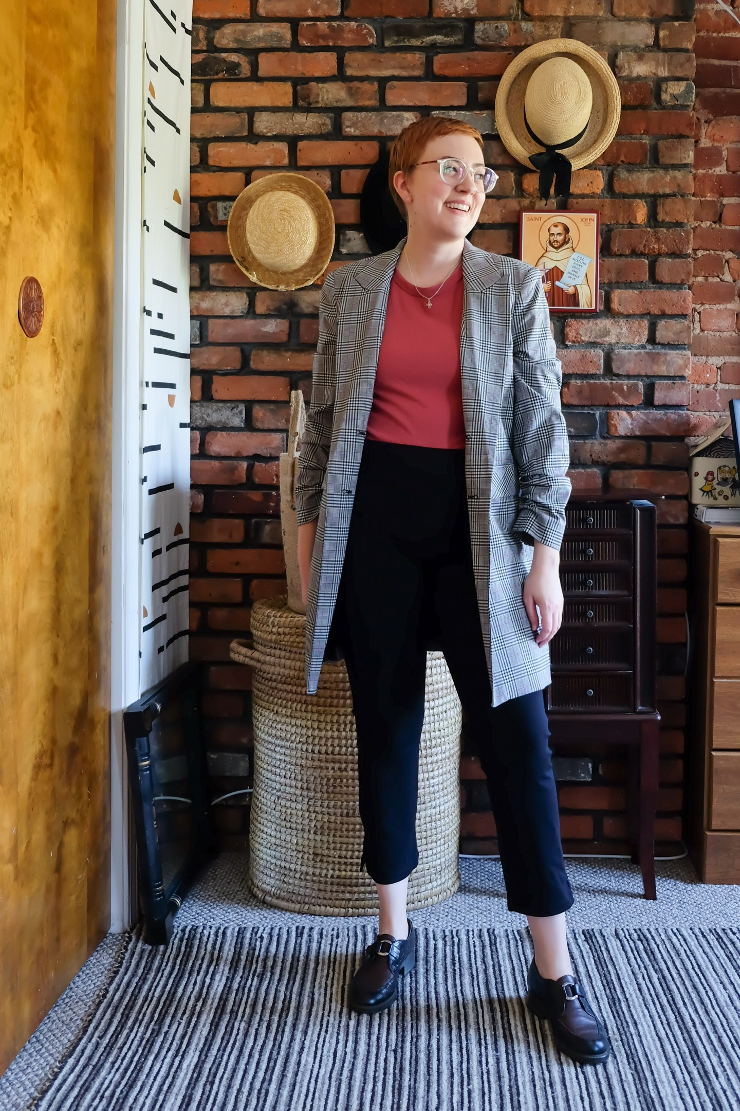 American Giant No-BS Pant Review - ethical and sustainable ponte pants